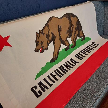 フラッグ CALIFORNIA REPUBLIC