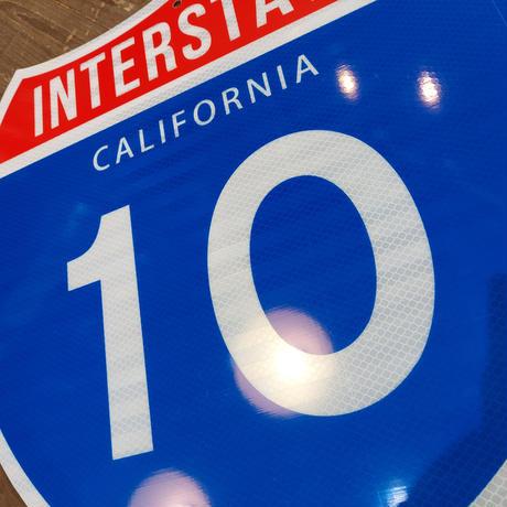 トラフィックサイン CALIFORNIA10