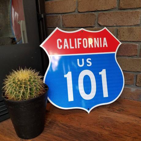 トラフィックサイン CALIFORNIA101