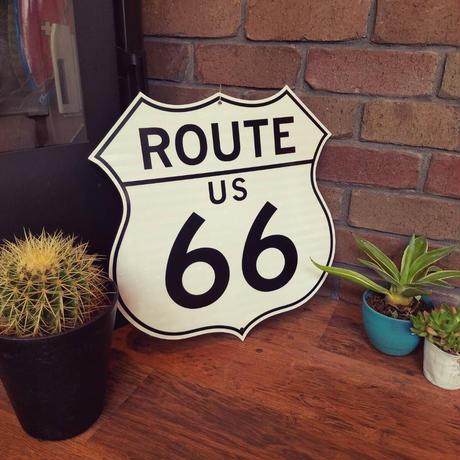 トラフィックサイン ROUTE66