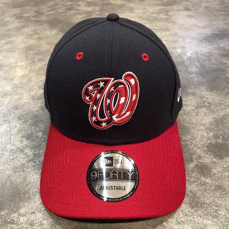 USA 企画 9FORTY Washington Nationals CAP