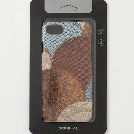 【GLORY】ヘビ柄 iPhoneケース