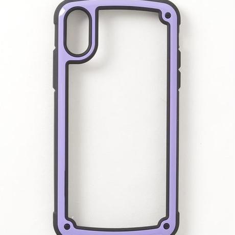 【GLORY】 CLEARガードマン iPhoneケース