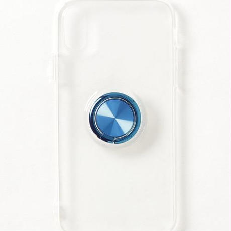 【GLORY】 CLEAR RING iPhoneケース