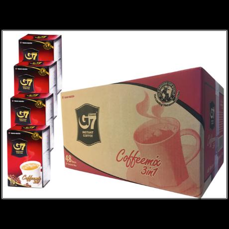 G7 3in1 カフェ・オ・レ 10袋x 48箱   480個