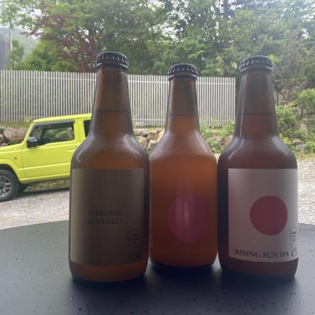 強羅ブルワリー クラフトビールセット( 瓶6本 )