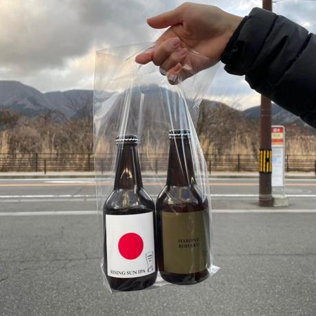 強羅ブルワリー 瓶ビール6本セット( 箱根琥珀&ライジングサンIPA )