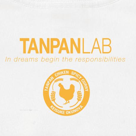短パンカレー メッセージロゴ ロンT( TANPAN CURRY )