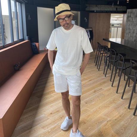 Keisuke okunoya パイル素材のポロシャツ