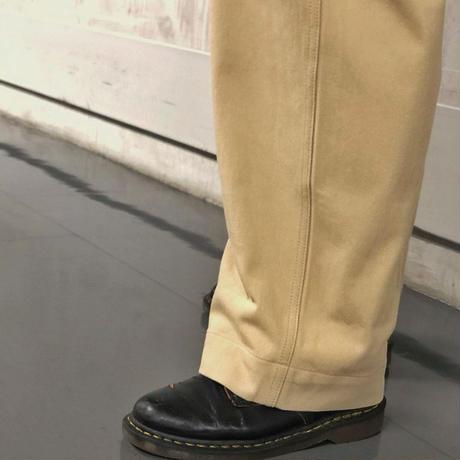 【KURO】41KHAKI CHINO PANTS