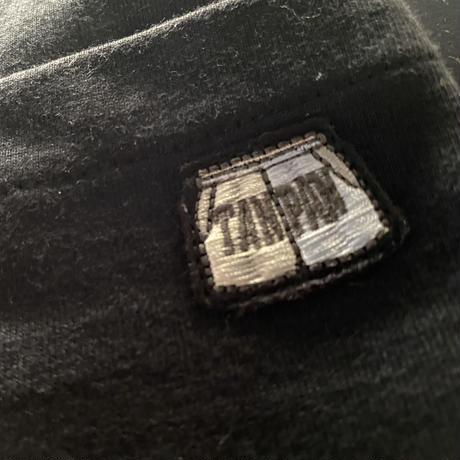 TANPAN LAB オリジナルポケット付Tシャツ( ワッペン付 )