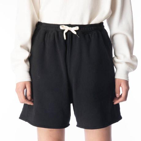 【KURO】Organic Cotton Pile Shorts