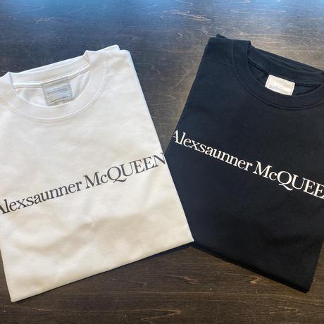 アレクサウナーマックイーン Tシャツ