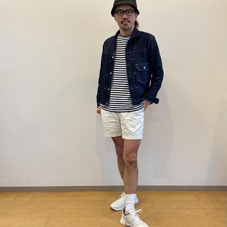 Keisuke okunoya シンプルデザイン短パン