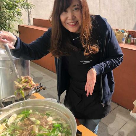 TANPAN LAB 食のイベント 山形県 米沢 時の宿すみれ あやっちの「 米沢牛祭  」( 29日昼の部)