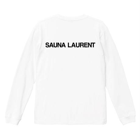 サウナローラン ロングスリーブTシャツ