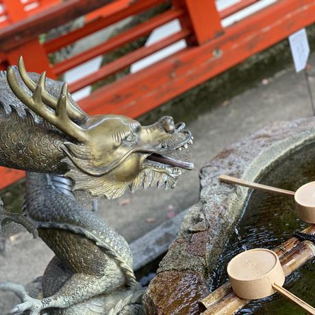 【完売】龍王結界が邪気を寄せ付けない体になる、龍神オイルペンダント