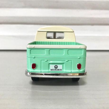 ワーゲンバスチョロカー/ピックアップトラックタイプ/ミニカー(グリーン)