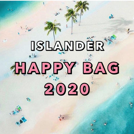 ISLANDER HAPPY BAG 2020/ ¥20,000