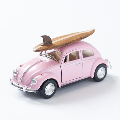 ワーゲンビートル サーフチョロカー/ピンク