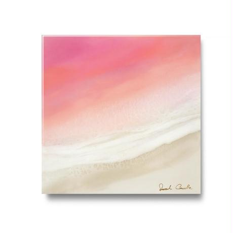 【Sarah Caudle / サラカードル】Sweet Sunrise 《Open Edition Resin Prints》6×6in