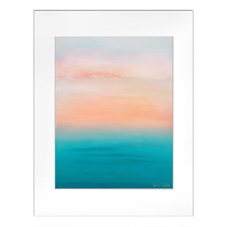 【Sarah Caudle / サラカードル】Kailani《Matted Prints》Mサイズ