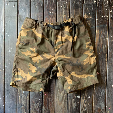 5656WORKINGS/NO.56 ACTIVE SHORTS_WOODLAND CAMO