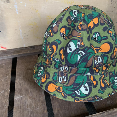 KABEKUI×5656WORKINGS/KABEKUI CAMO HAT