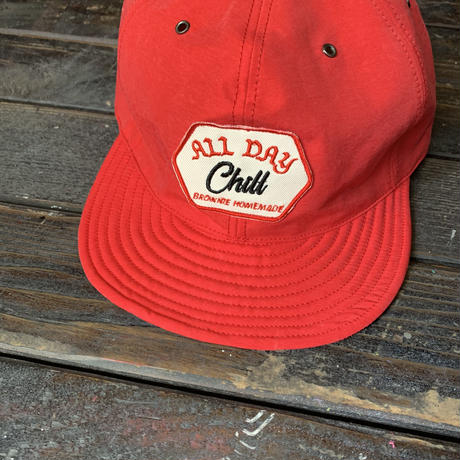 Brownie/ALL DAY CHILL CAP_PINK