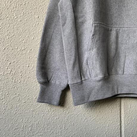 5656WORKINGS/NO.56 CREW HOODIE_GRAY