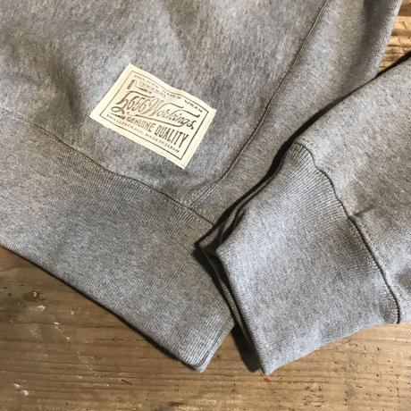 5656WORKINGS/CWS SWEAT UNIFORM_GRAY