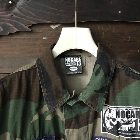 NOCARE/REBEL ARMY TROOPERS JKT