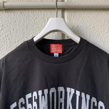 5656WORKINGS/CLG  S/S UNIFORM_BLACK