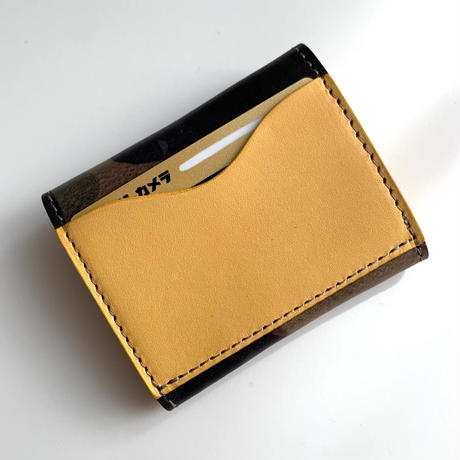 5656WORKINGS/LEATHER COINCASE_WL