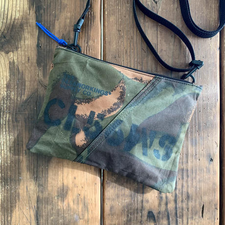 5656WORKINGS/TOOL SHOULDER BAG_H.CAMO_B