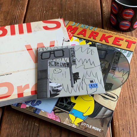 【MIX CD】DJ BUTTHEAD a.k.a. YANOMIX / Small Butt Alive! Mix