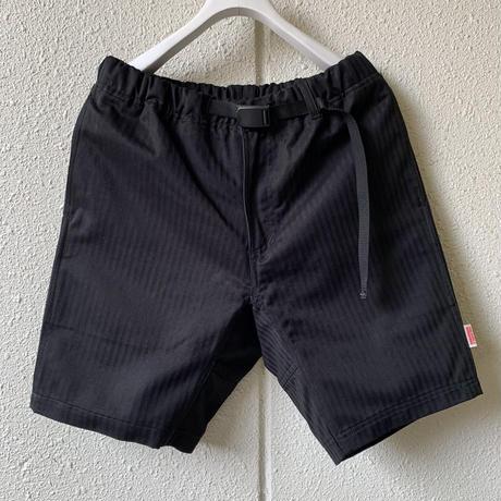 5656WORKINGS/FIELD HALF PANTS_BLACK
