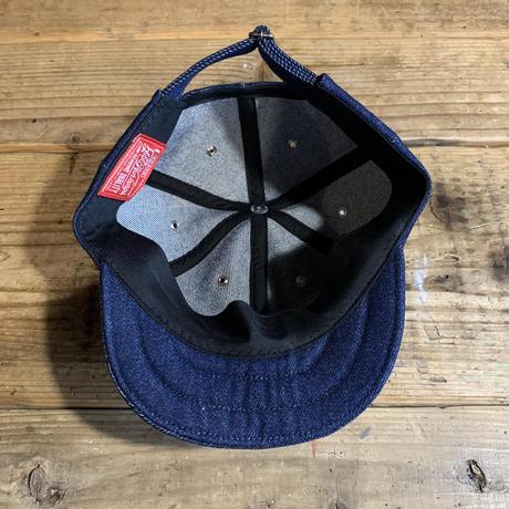 【ラスト1】5656KIDS/TM LOGO WORK CAP_DENIM