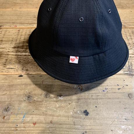 5656WORKINGS/TM TAG HAT_BLACK