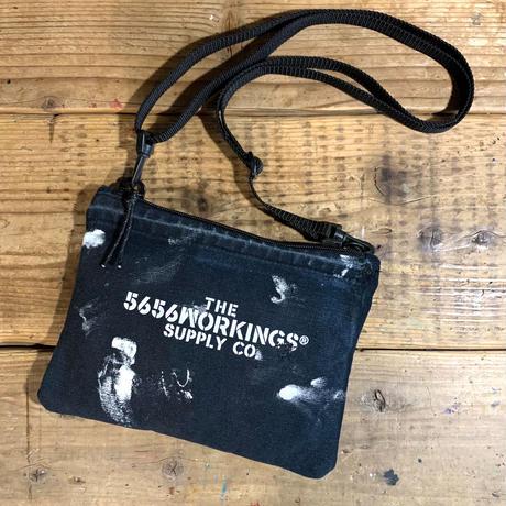 【一点物】5656WORKINGS/TOOL SHOULDER BAG_BLACK_01
