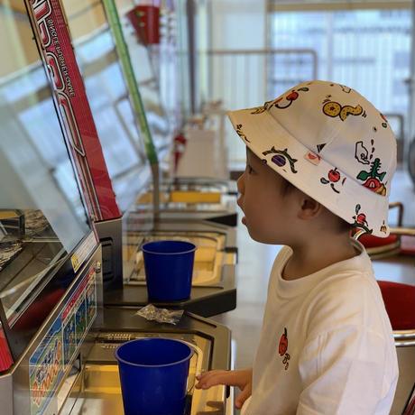 【KIDS】5el6WORKINGS/5el6 MULCH PATTERN KIDS HAT