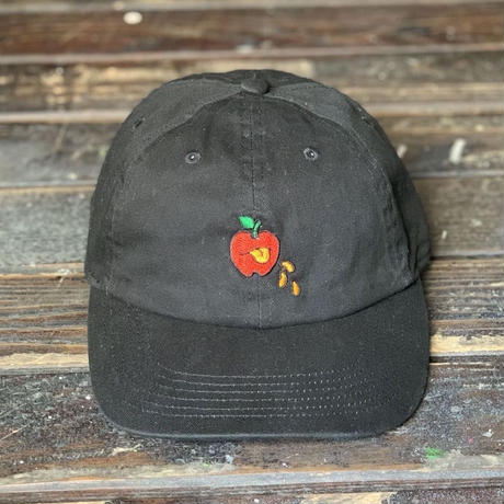 5eL6WORKINGS/BELLO APPLE CAP_BLACK