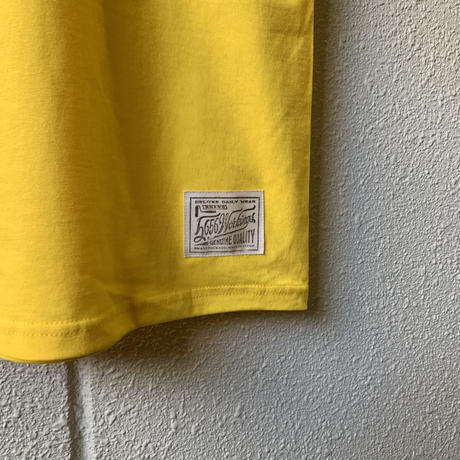 5656WORKINGS/CLG  S/S UNIFORM_YELLOW