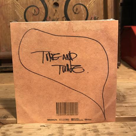 【MIX CD】DJ KIYO/TONE AND TUNE