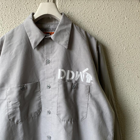 5656WORKINGS/DDW TEAM SHIRTS_GRAY