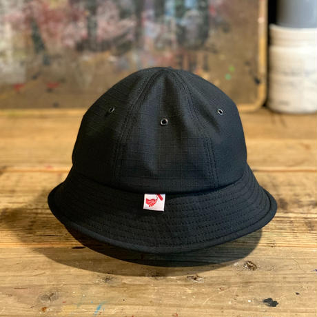 5656KIDS/TM TAG HAT_BLACK