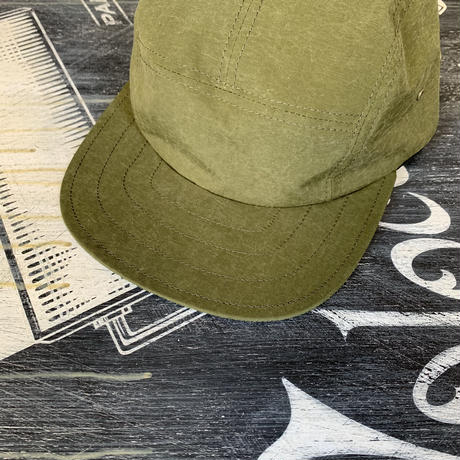 5656WORKINGS/NO.56 CREW 5PANEL CAP_ARMY GREEN