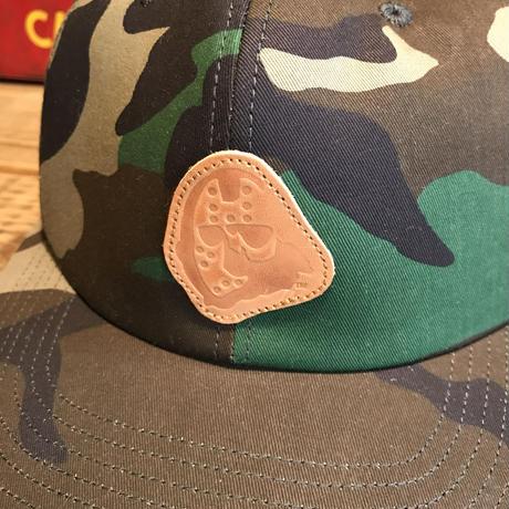 NOCARE/6PANEL BASEBALL CAP/WOODLAND CAMO