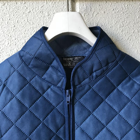 5656WORKINGS/CWS TEAM QUILTING JKT_NAVY