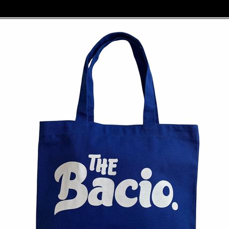 【ラスト1】Bacio./Teibang Logo Tote Bag_Royal Blue
